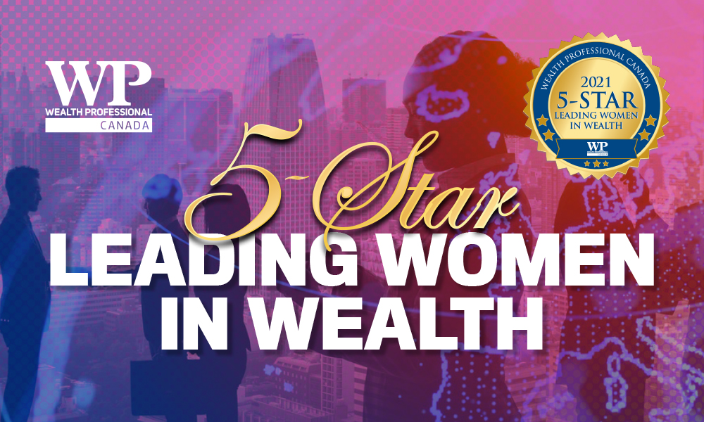 Who are the women trailblazers in wealth management?