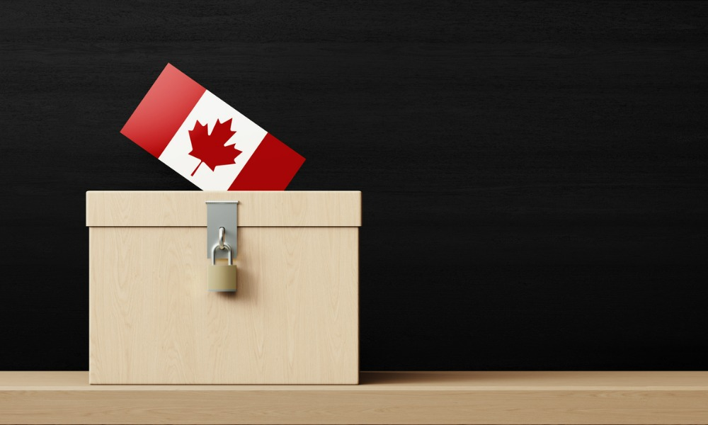 """Federal election campaign hasn't had """"a heck of a lot"""" of impact on advisors"""