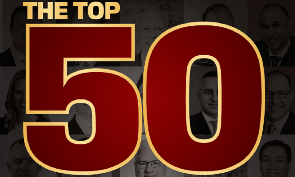 Top 50 Advisors 2020