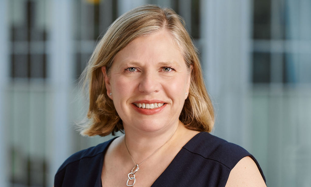 Dixon Mitchell names Janine Guenther as president