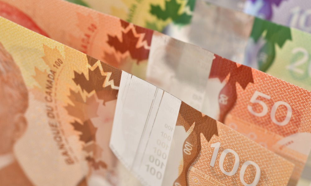 Canadian funds added more than $200 billion last year