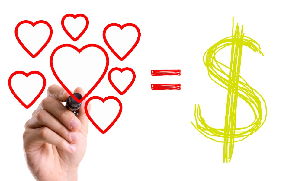 How has COVID impacted couples' money conversations?