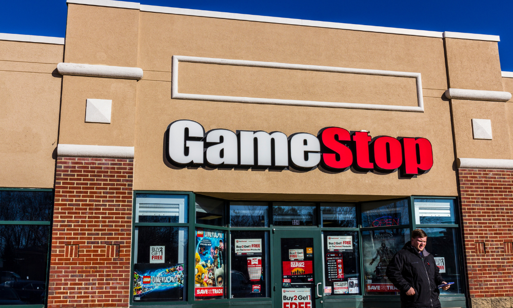 GameStop an 'easy' way for advisors to educate clients