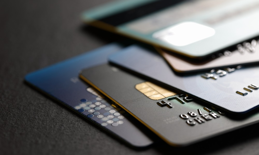 Canadians have been leaning on their credit cards more