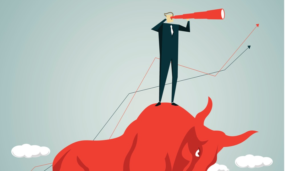Investor exuberance powers historic gains in small stocks