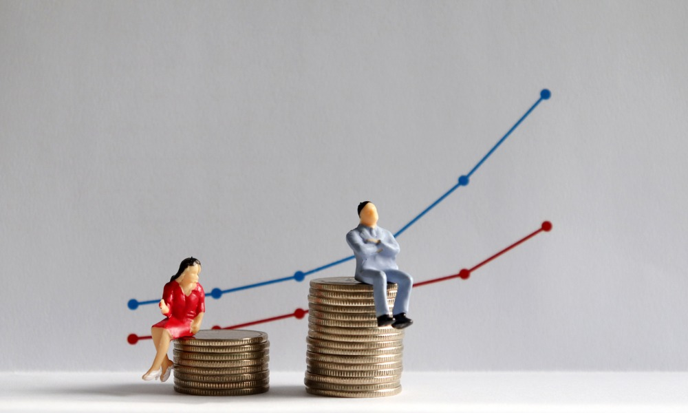 Poll shows pay inequality persisting amid pandemic