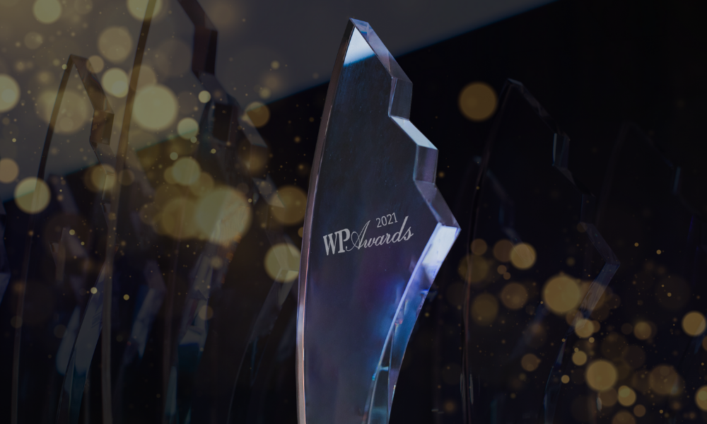 Finalists for the 2021 WP Awards revealed