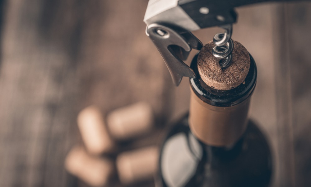 Leading wine investment company uncorks in Canada