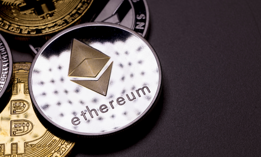 Who won in the race for the first Ether ETF?
