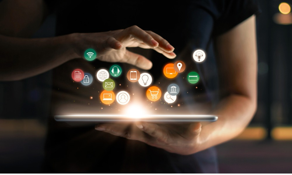 How can an advisor establish a unique online brand?