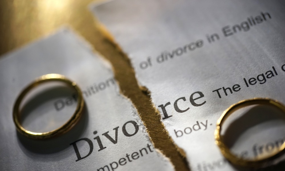 How advisors can help divorce proceedings start on the right foot