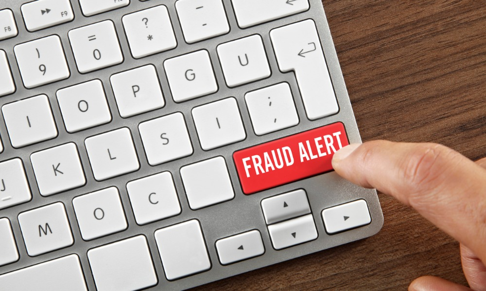 More fraudsters posing as major financial firms, warns CSA