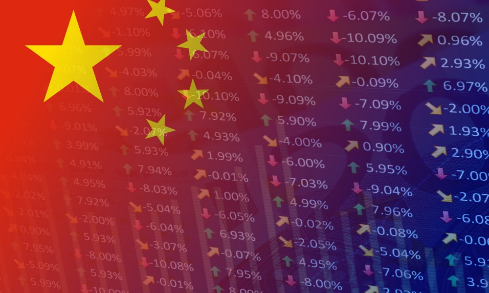 Why China is an epicenter of emerging market risks