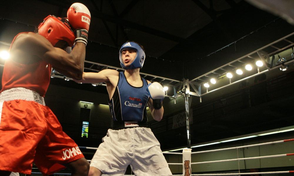 How rising star's boxing career prepared him for life as an advisor