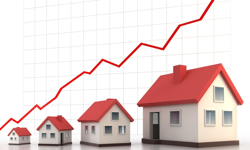 Have Canadian home prices got another 5% to go before year-end?