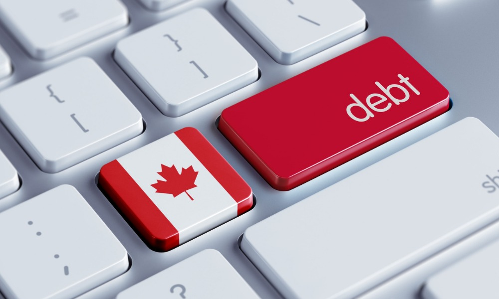 Canadian mortgage debt posts large rise, but defaults are low