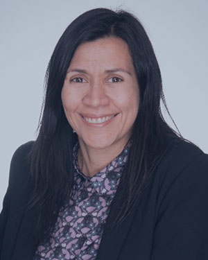 Erika Fernandez,  Vice President Finance, HR and Interim Chief Operating Officer