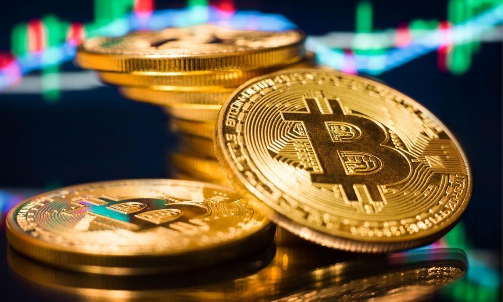 """""""Bitcoin"""" palaiko palaikymą, kai ruošiasi kitam judėjimui - Lėšos -"""