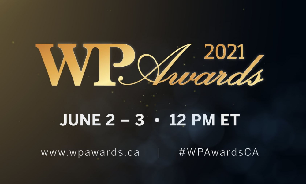 What to expect at the 2021 WP Awards virtual event