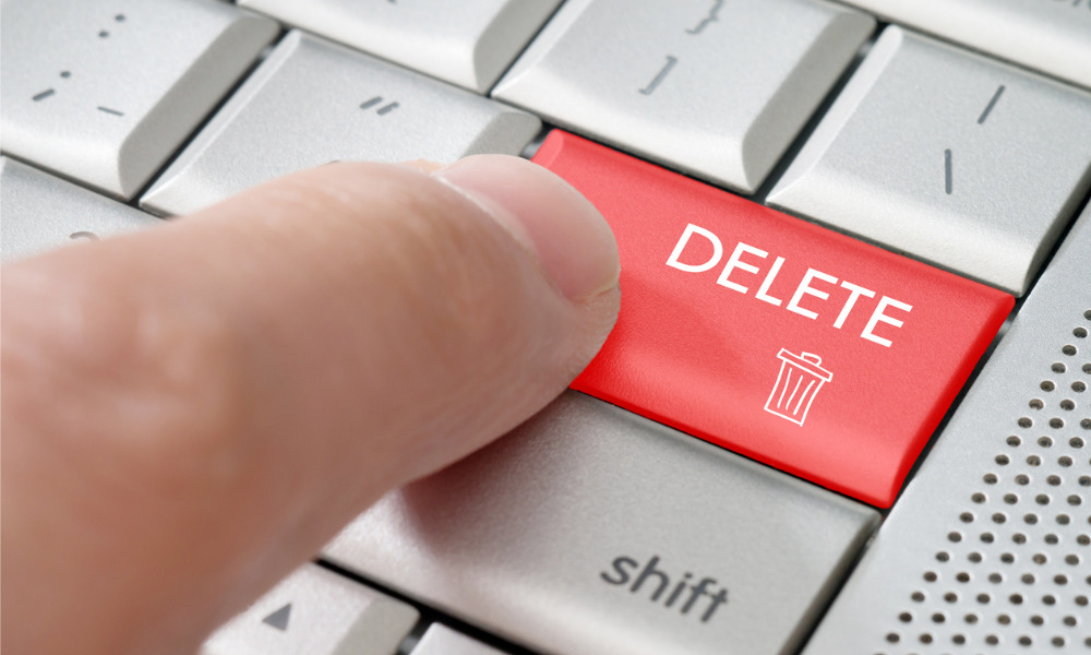 Bridging Finance receiver raises red flags on mass email deletion