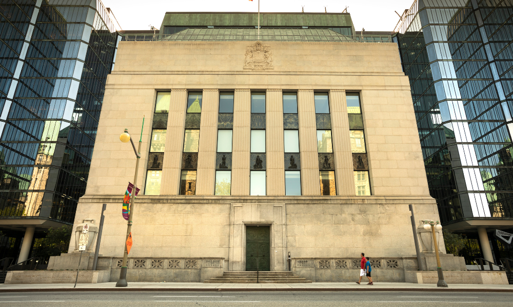 Bank of Canada reveals new remote-working policy