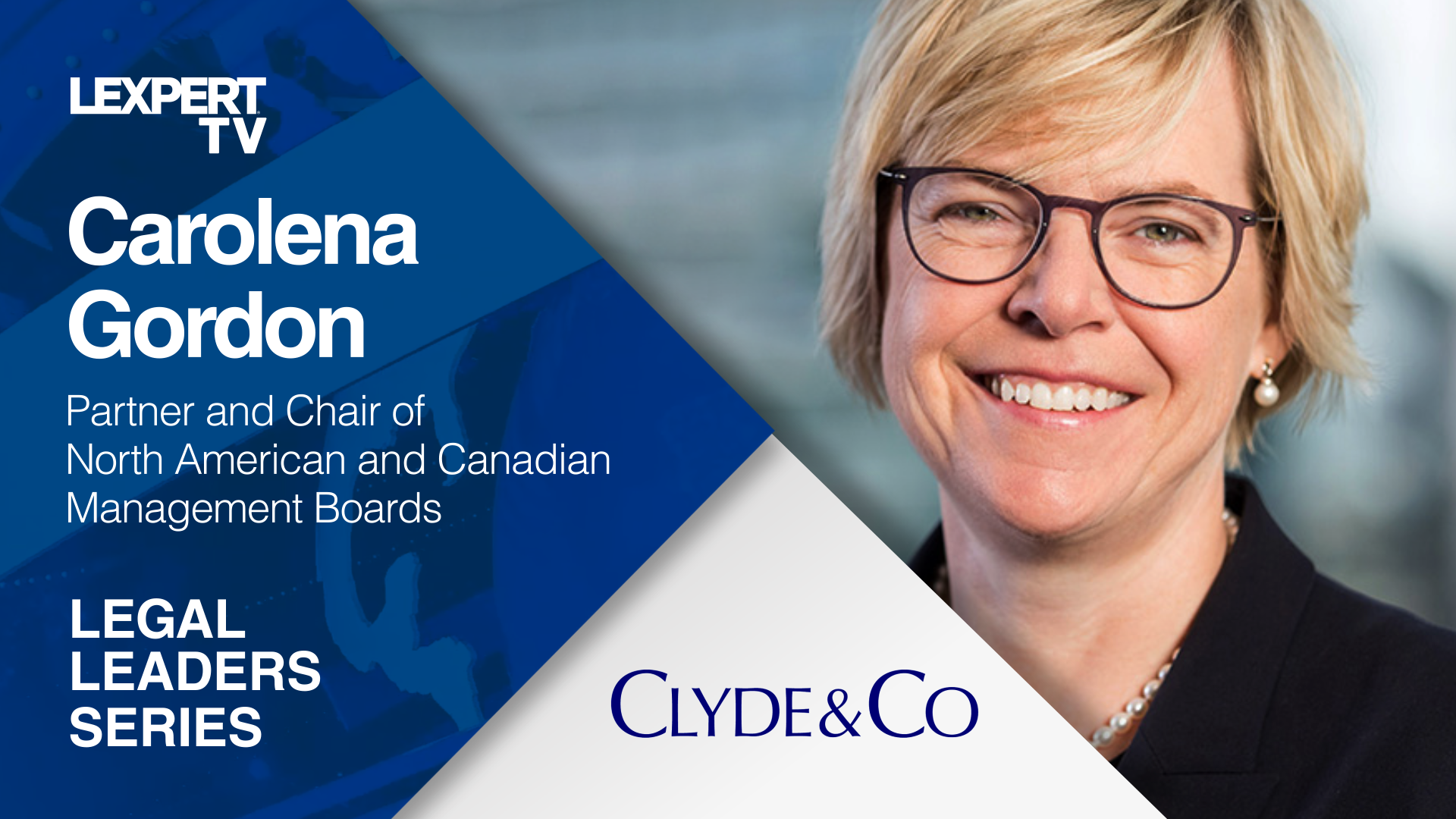 Clyde & Co's Carolena Gordon: meeting pandemic challenges