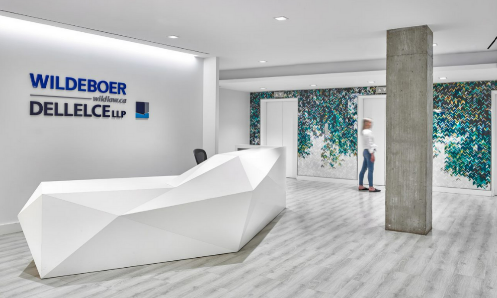 Story Time: Behind the scenes of designing Wildeboer Dellelce LLP