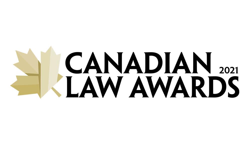 Canadian Law Awards 2021