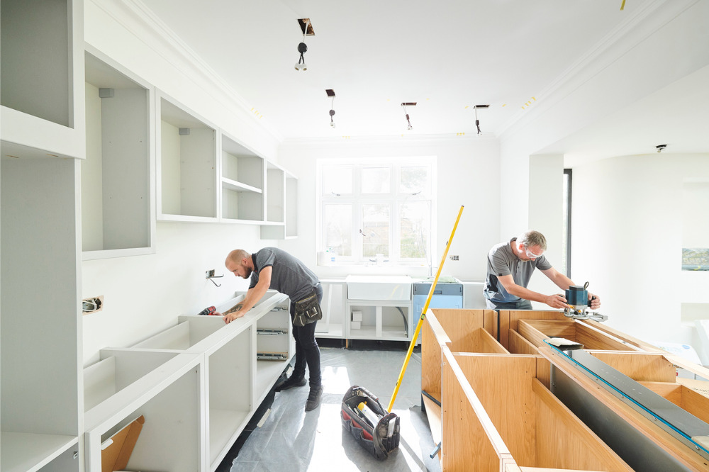 More borrowers using home-equity loans for renovations