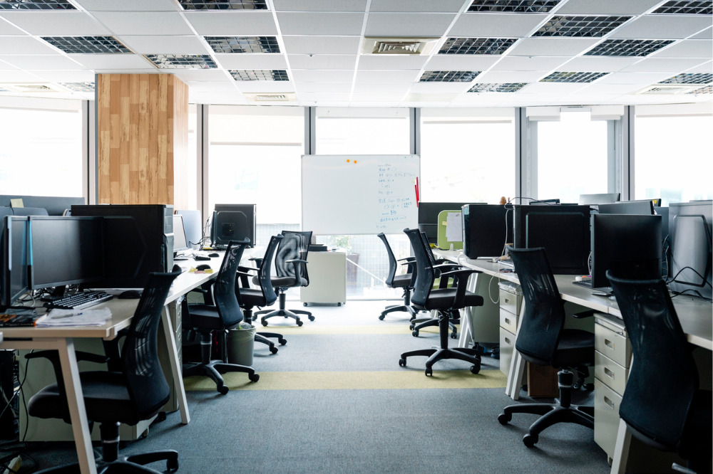 How will the post-COVID-19 office look?