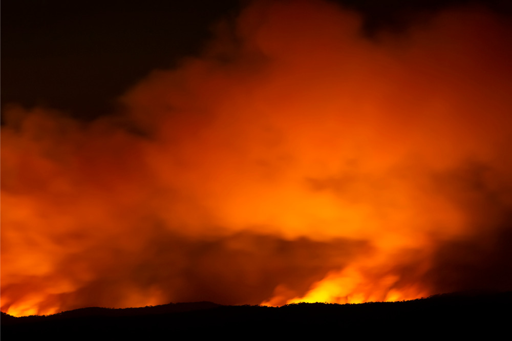 Nearly 2 million US homes at risk from wildfire