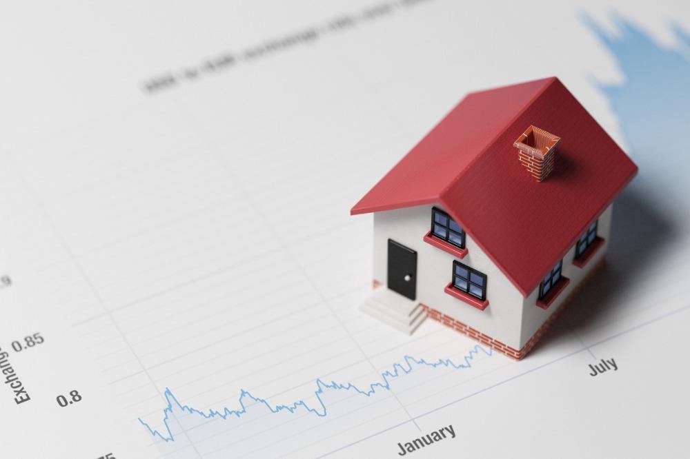Annual home-price gains hit 6-year high