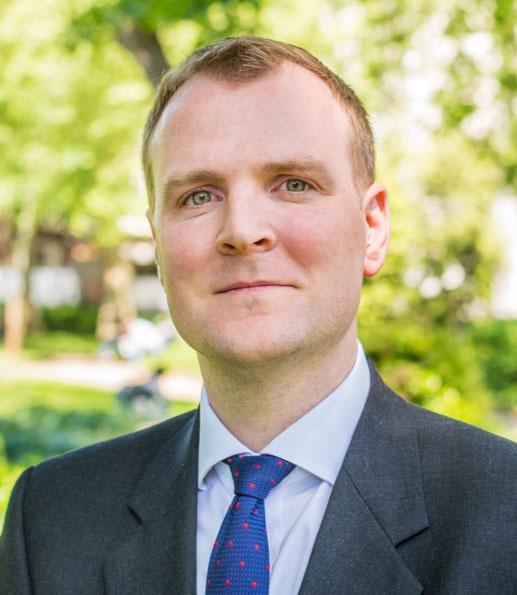 Greg Cunnington, Alexander Hall (UK)