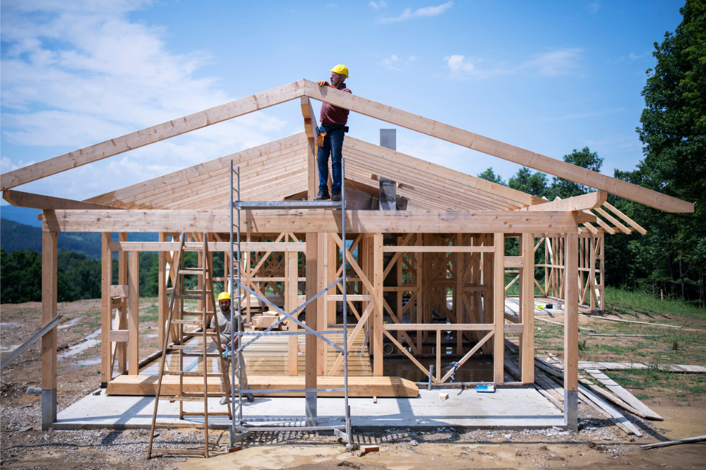 New construction jobs were added in November, can this curb the supply shortage?