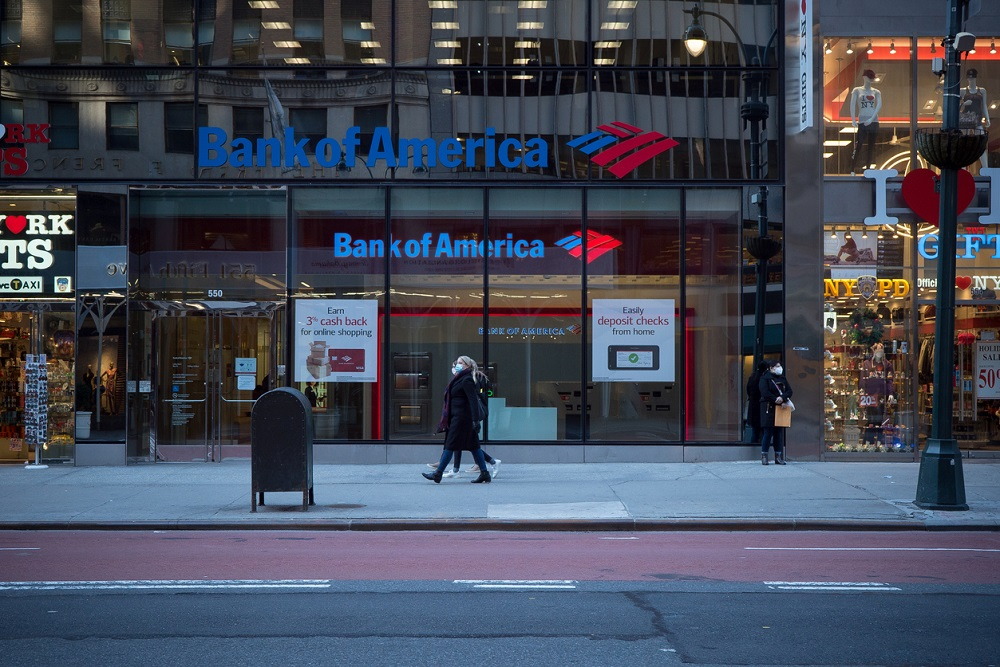 Bank of America's home lending business takes a hit in Q4