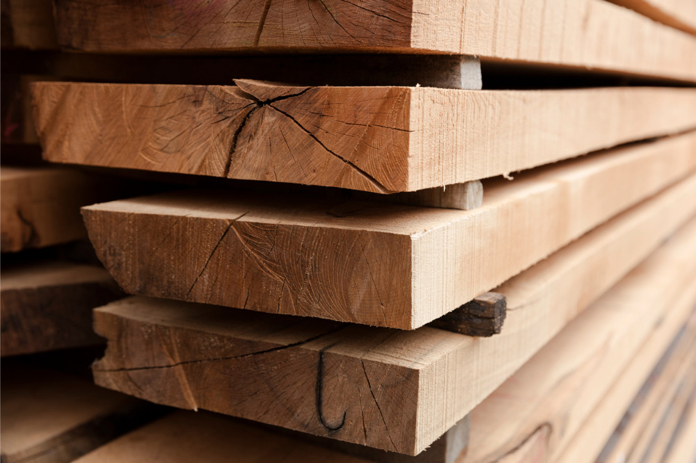 Lumber prices are near record highs, could they push home prices up further?