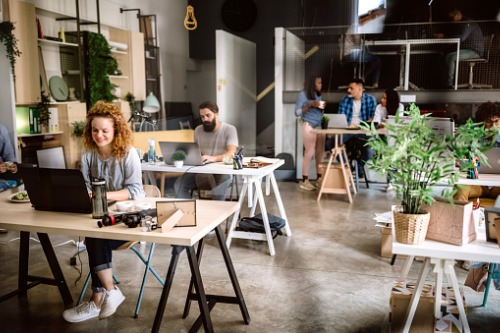 The future of flexible office space: is it a passing trend?