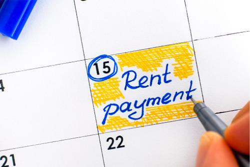 Slight improvements in rental payment not necessarily good news