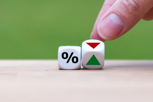 Interest rates see increases for the first time in 2019