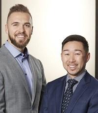 Ryan Dennahower and Simon Lyn, Bespoke Mortgage Group (Canada)