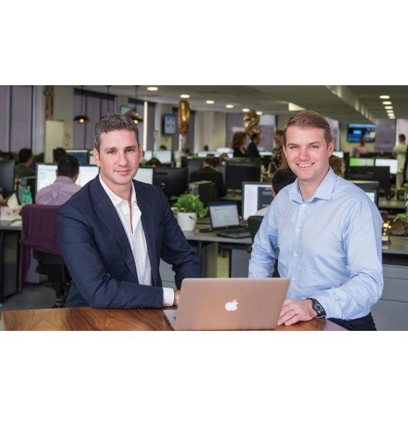 Greg Moshal and Beau Bertoli, Prospa (Australia)