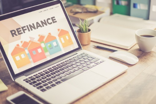 Refinance applications rise amid continued rate volatility