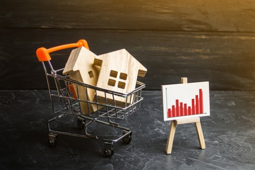Substantial jump in existing home sales last month