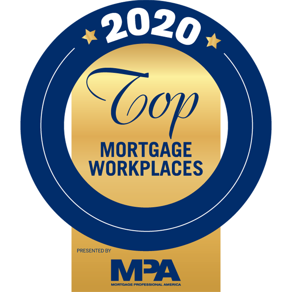 Top Mortgage Workplaces 2020