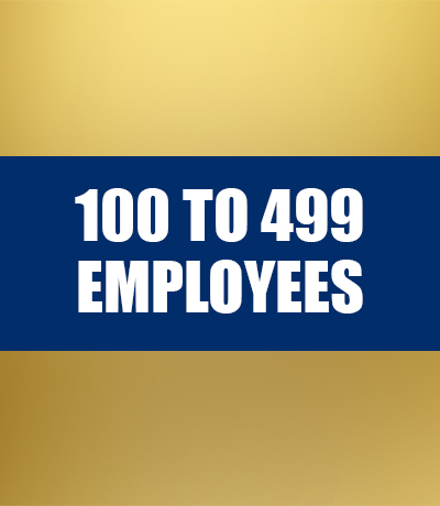 100 to 499 EMPLOYEES