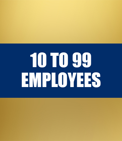 10 to 99 EMPLOYEES