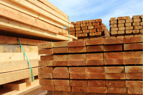 Why have lumber prices been so high this year?