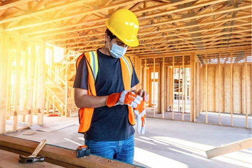 Could spiking COVID-19 numbers derail home construction?