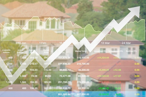 Existing home sales continue upward march