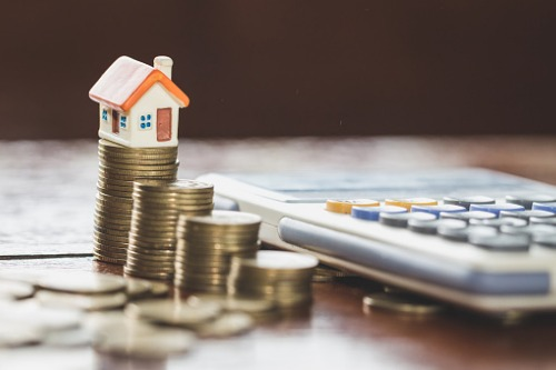 Average home sale price hits a new high
